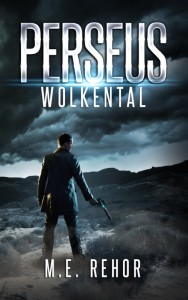 Cover des Science Fiction / Fantasy-Romans PERSEUS Wolkental